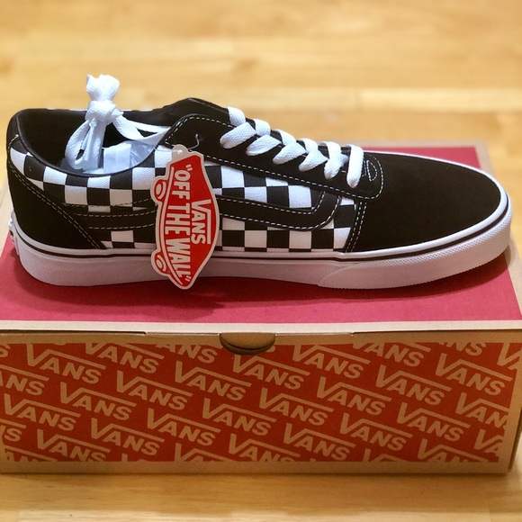 fa1a0f6c22db Vans Ward Checkered